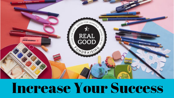 Need Ways to Increase Your School Fundraising Success?