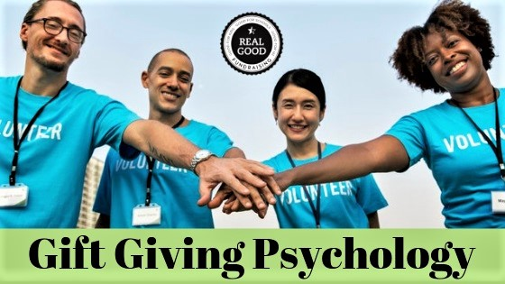 Using Gift Giving Psychology to Improve Your Fundraising Efforts