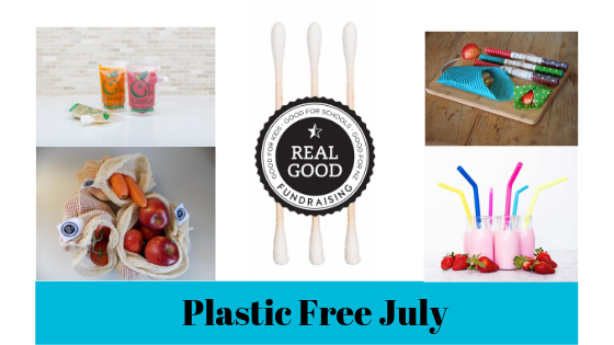 Get Involved In Plastic Free July