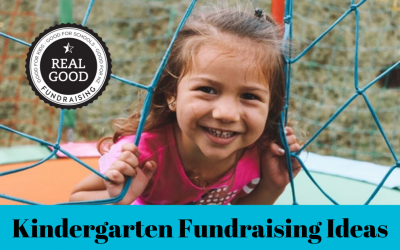 Creative Kindergarten Fundraising Ideas