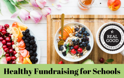 Healthy Fundraising Ideas for Schools
