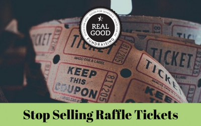 7 Fundraising Ideas Other Than Selling Raffle Tickets