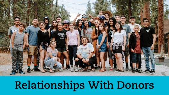 How to Build Long-lasting Relationships with Donors