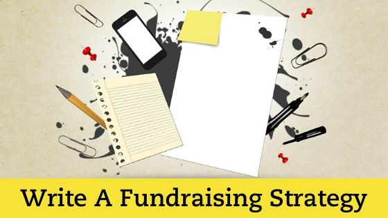Writing Your Fundraising Strategy