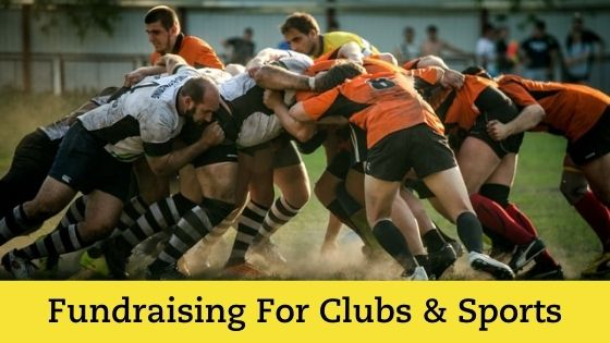 Effective Clubs and Sports Fundraising Ideas