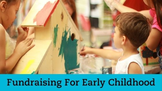Fundraising Ideas for Kids in Early Childhood Centres