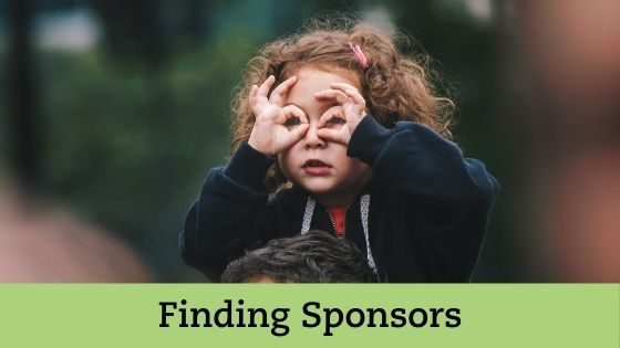 Finding Sponsors for Your Upcoming Fundraising Event